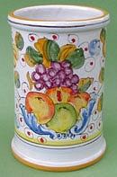 Frutta Miele Wine Bottle Utensil Holder