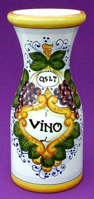 Uva Toscana .5 L Wine Carafe