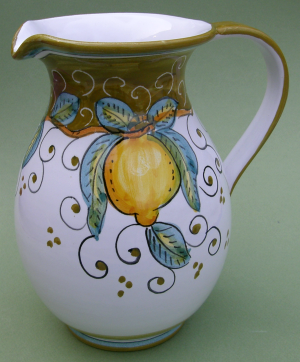 Limone Oliva Pitcher