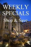 Italian Ceramics Store Specials